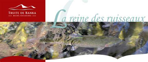 truite arc en ciel pisciculture banka pays basque