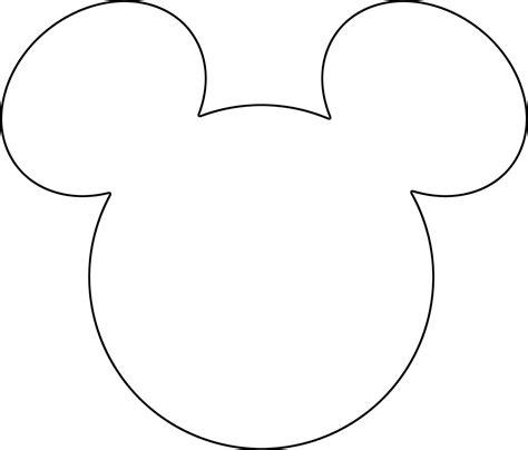molde de pantaln de mickey molde da cara do mickey imagui