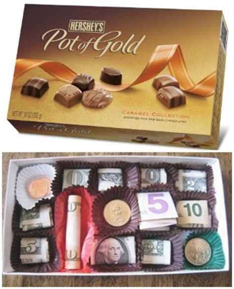 creative ways to give money as a gift creative ways to give as a gift money ideas listed one is in a chocolate box