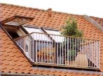 Inverted Dormer Balcony A Way Round The Rules Ebuild Co Uk