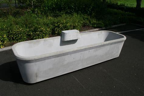 concrete water trough 500 gallon james smith fencing