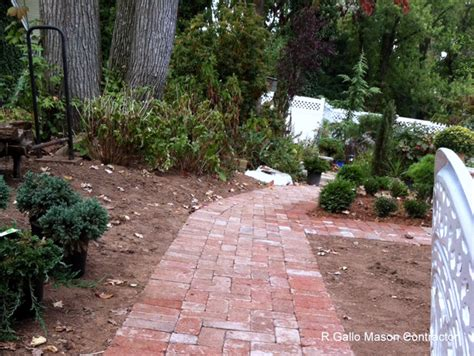 walkways stonework and masonry nj stone masons steps walkways porches masonry services westfield nj