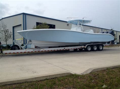 used 36 ft yellowfin boats for sale 2013 yellowfin 36 w triple 300 yamaha the hull truth