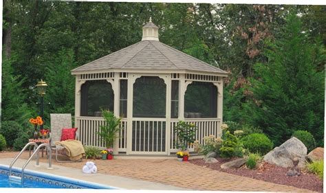 backyard gazebos for sale vinyl gazebos for sale gazebo ideas