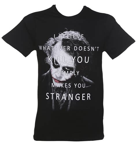 Joker T Shirt s black joker quote t shirt ebay