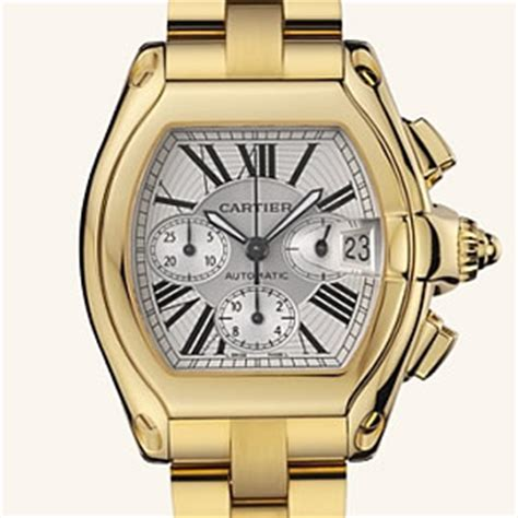 From Cartier With Newsvine Fashion by Cartier Roadster Askmen