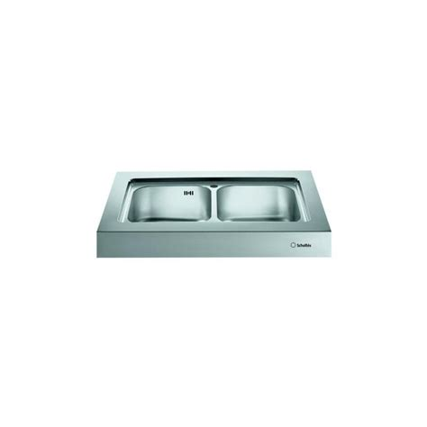 kitchen sink and unit scholtes ep902 kitchen sink unit double bowl stainless