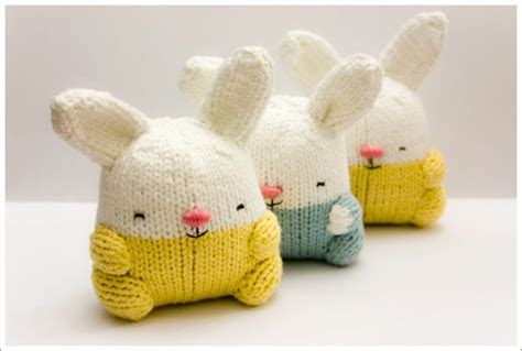Handmade Knitted Toys - let s hear it for the toys knitted soft toys by