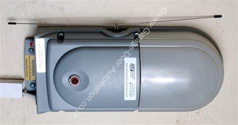 Garage Door Unit Ansa Rs 1 Door System