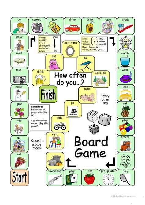 printable board games for teachers 50 000 free esl efl worksheets made by teachers for teachers