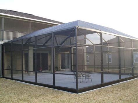 Aluminum Screen Enclosure Florida Screen Rooms Sunrooms Pool Enclosures Orlando