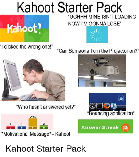 Meme Kahoot Quiz - search kahoot questions memes on me me