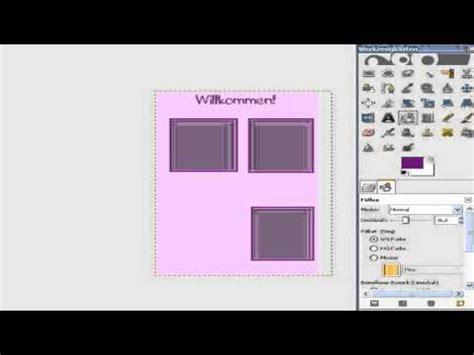 youtube layout erstellen ein layout mit gimp erstellen youtube