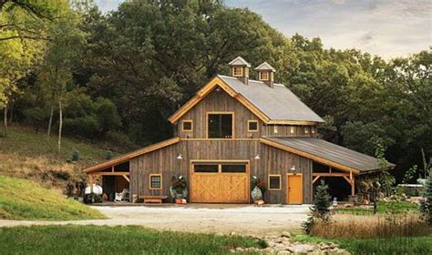 image gallery log barn building plans barn home project photo galleries for ponderosa county