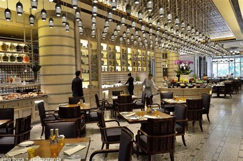 day restaurants mosaic all day dining restaurant at mandarin