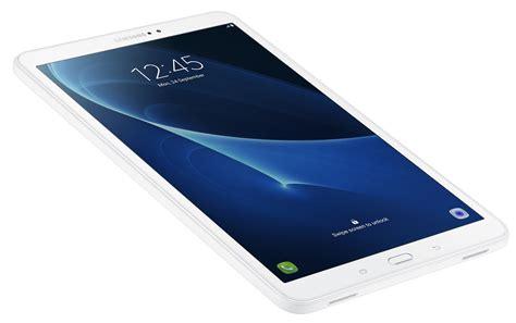 Samsung Tab A6 4g samsung galaxy tab a6 10 1 16 go 4g blanc achetez au meilleur prix