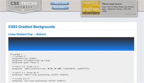 Css Tutorial With Demo | best so far css3 tutorials inspirations resources of 2012