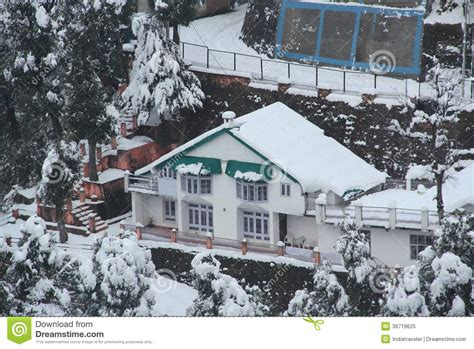Cottages In Dalhousie Himachal Pradesh by Mountain Cottage Royalty Free Stock Photo Image 36719625