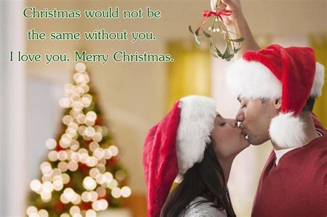 romantic christmas wishes  husband wishesmsg