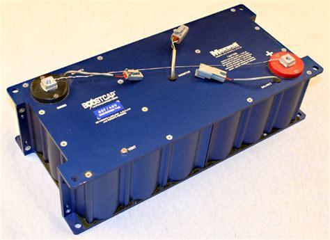 maxwell technologies ultracapacitor used maxwell technologies bmod00080p48 boostcap ultracapacitor