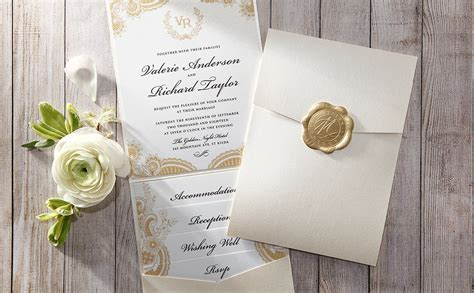 Types of paper used in wedding cards   Travelerlust