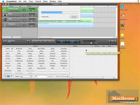 Garageband Tutorial Garageband Basics For Dummies 5 Machouse A