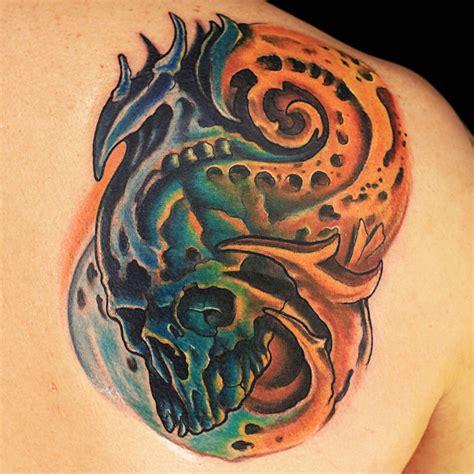 jason dunn tattoo done by jason clay dunn on ink master season 3