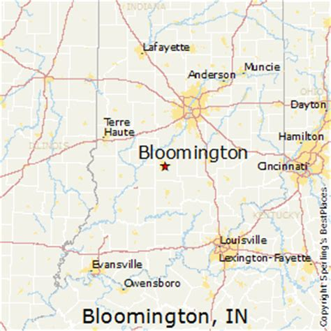 Produk Indiana Top Bordir best places to live in bloomington indiana