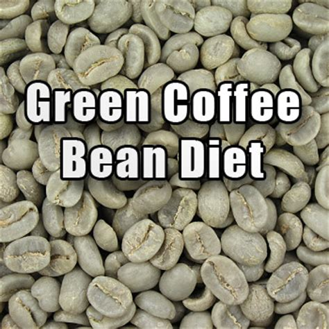 Green Bean Coffee Diet green coffee bean diet 50alone