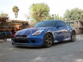 2008 Nissan 350z Front Lip 2003 2008 Nissan 350z Gt R Style Front Bumper W Carbon
