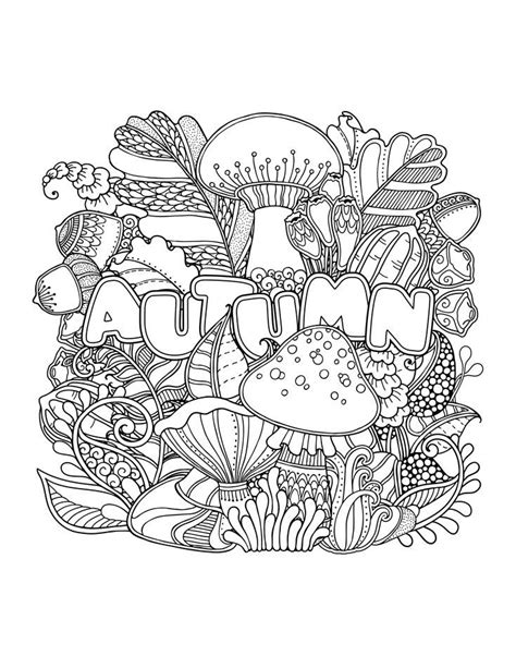 fall coloring pages for fall coloring pages for adults coloring pages activity