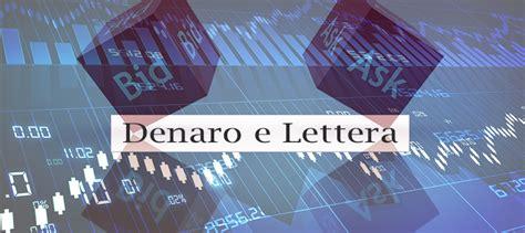 bid e ask prezzo denaro e lettera bid ask cosa significa