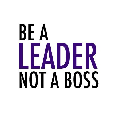 Be The Leader be a leader quotes quotesgram