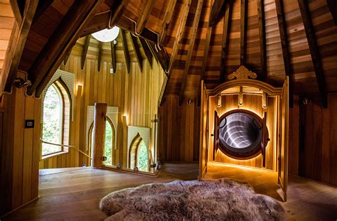 tree house interiors blue forest wins interior design award 2017