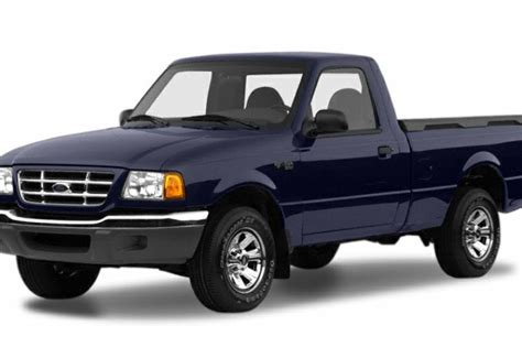 2001 Ford Ranger Information