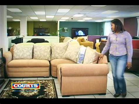 courts furniture august  youtube