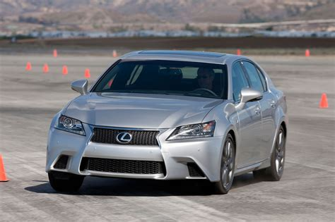 first lexus 2013 lexus gs first drive automobile magazine