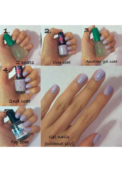 how to do gel nails at home without uv light best 25 at home gel nails ideas on pinterest gel nails