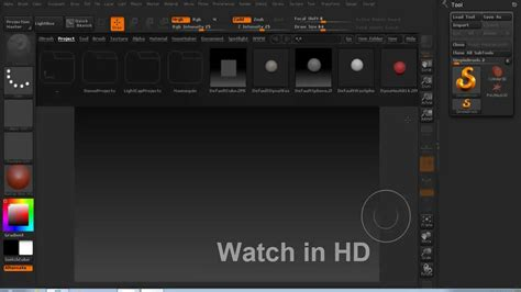Zbrush Navigation Tutorial | zbrush beginner navigation and importing objects youtube