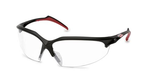 Lincoln Electric Clear Plastic Safety Lincoln Electric Finish Line Clear Safety Glasses The