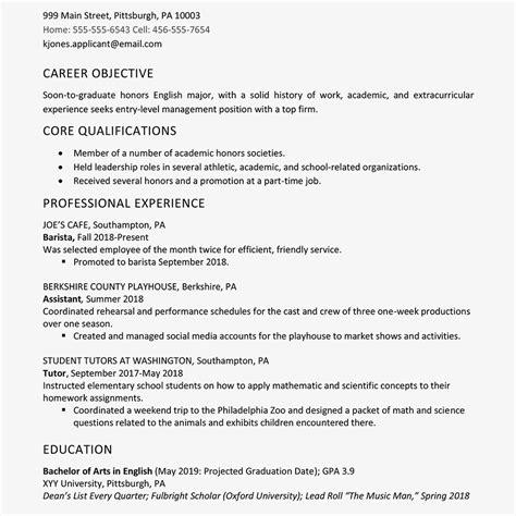 no job experience resume high school sidemcicek com