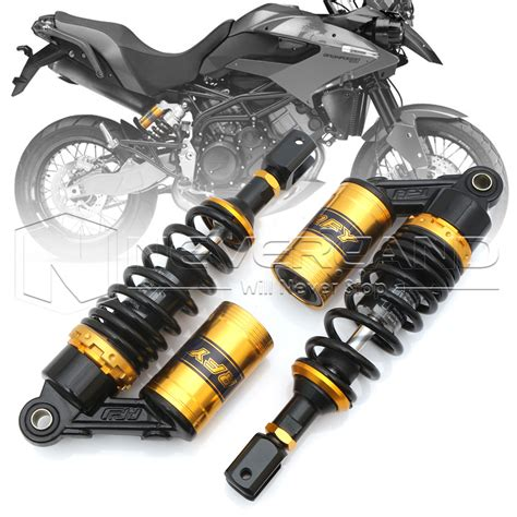 Suzuki Air Suspension 2pcs 11 Quot 280mm Motorcycle Rear Shock Absorbers Air