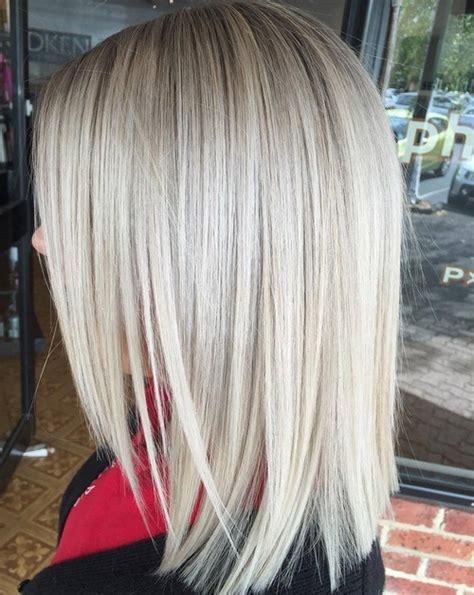 coupes magnifiques pour cheveux fins coiffure simple