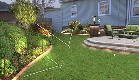 pie shaped backyard landscaping ideas pie shaped yard a challenge