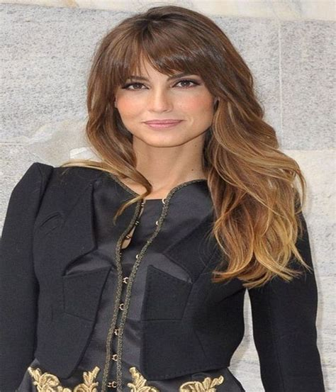 Hairstyles Bangs 2017 by Stylish Fringe Hairstyle With Bangs 2017 Fashion