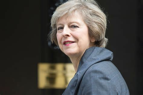 theresa may and diabetes how the new prime minister lives