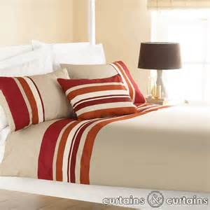 Single Duvet Cover Uk Yale Spice Red Striped Cheap Duvet Quilt Cover Bedding Uk