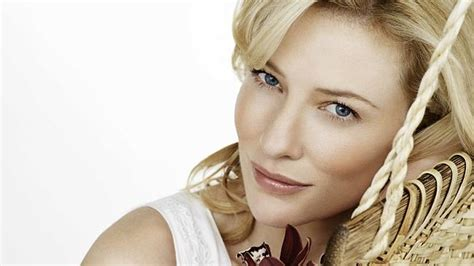 Cate Blanchetts Skincare Collection For Sk Ii by Cate Blanchett Denies Admitting She Uses Emu In
