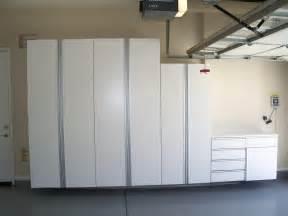 Cabinets In Garage Garage Storage Cabinets Call 888 201 Wood 9663