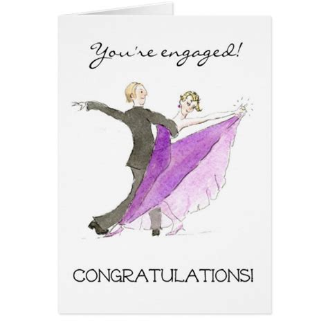 make a congratulations card engagement congratulations card zazzle